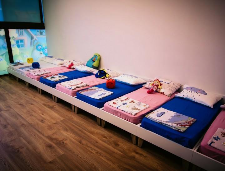Δωμάτιο Ύπνου Νηπίων